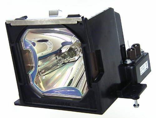 Electrified POA-LMP47 / 610-297-3891 Replacement Lamp with Housing for Sanyo Projectors