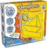 Science4you-Science4you, Geoplano, Juego para 6+ años, Serie 'Science', Multicolor (SY-80003076)