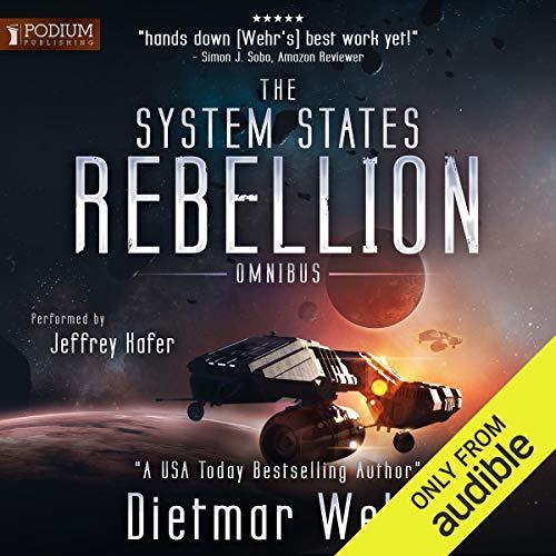 The System States Rebellion Omnibus: Books 1-2 Titelbild