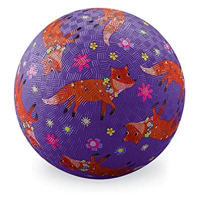 Rubber Playground Ball Crocodile Creek Lets Dance for Kids Ages 3 /& Up 7
