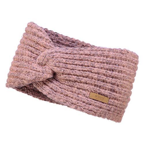 Barts Damen Desire Headband Stirnband, Pink (PINK 0008), One Size (Herstellergröße: Uni)