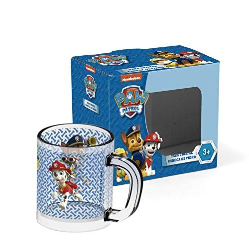 Tasse AUSWAHL Kaffeetasse Tasse Kaffeebecher Becher Glas Micky Maus Minnie Maus Paw Patrol Spiderman (Paw Patrol)