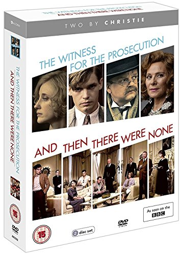 Two By Christie - The Witness for the Prosecution & And Then There Were None