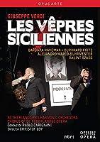 Verdi : Vepres Siciliennes [DVD] [Import]
