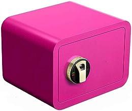 GPWDSN Vingerafdruk wachtwoord veilig, Lock Wall-Anchoring Kluis voor Sieraden Geld alle stalen muur anti-diefstal kluis (A)