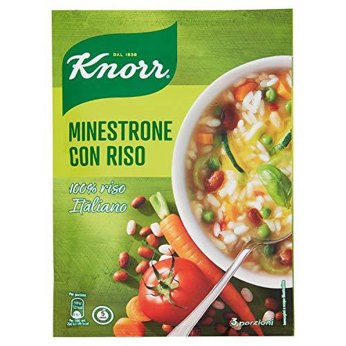 Knorr Minestrone con Riso, 105g