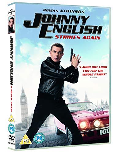 Johnny English Strikes Again (DVD) [2018]