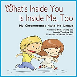 What's Inside You is Inside me, too, Raising a Child with Down Syndrome