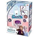 Grandi Giochi GG02410, Specchiera con sgabello Frozen 2