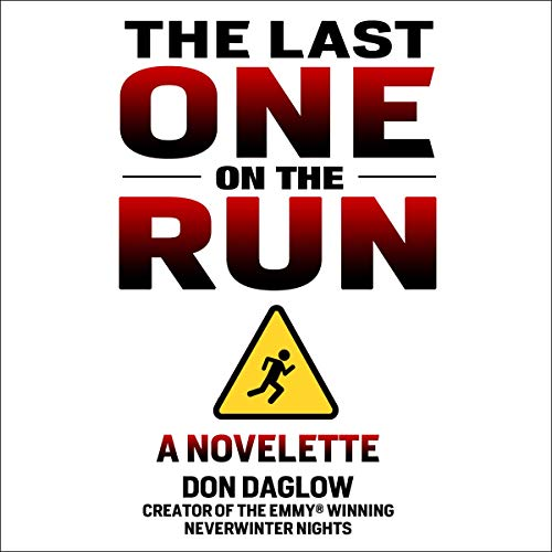 The Last One on the Run audiobook cover art