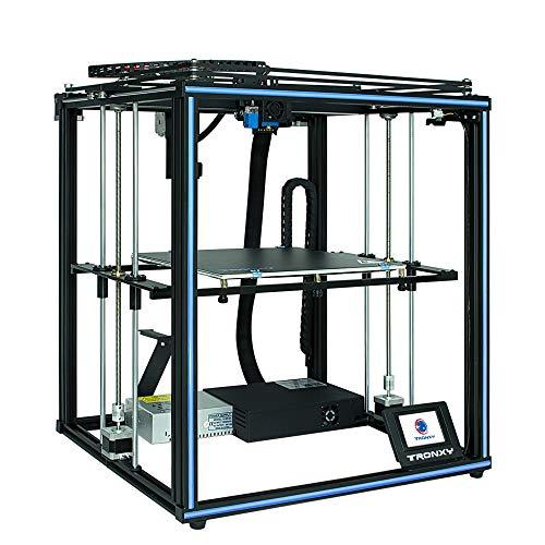 Leslaur TRONXY X5SA PRO Stampante 3D di alta precisione Kit fai-da-te Autoassemblaggio Formato di stampa grande 330 * 330 * 400mm Supporto Rilevamento di esaurimento del filamento di autolivellamento