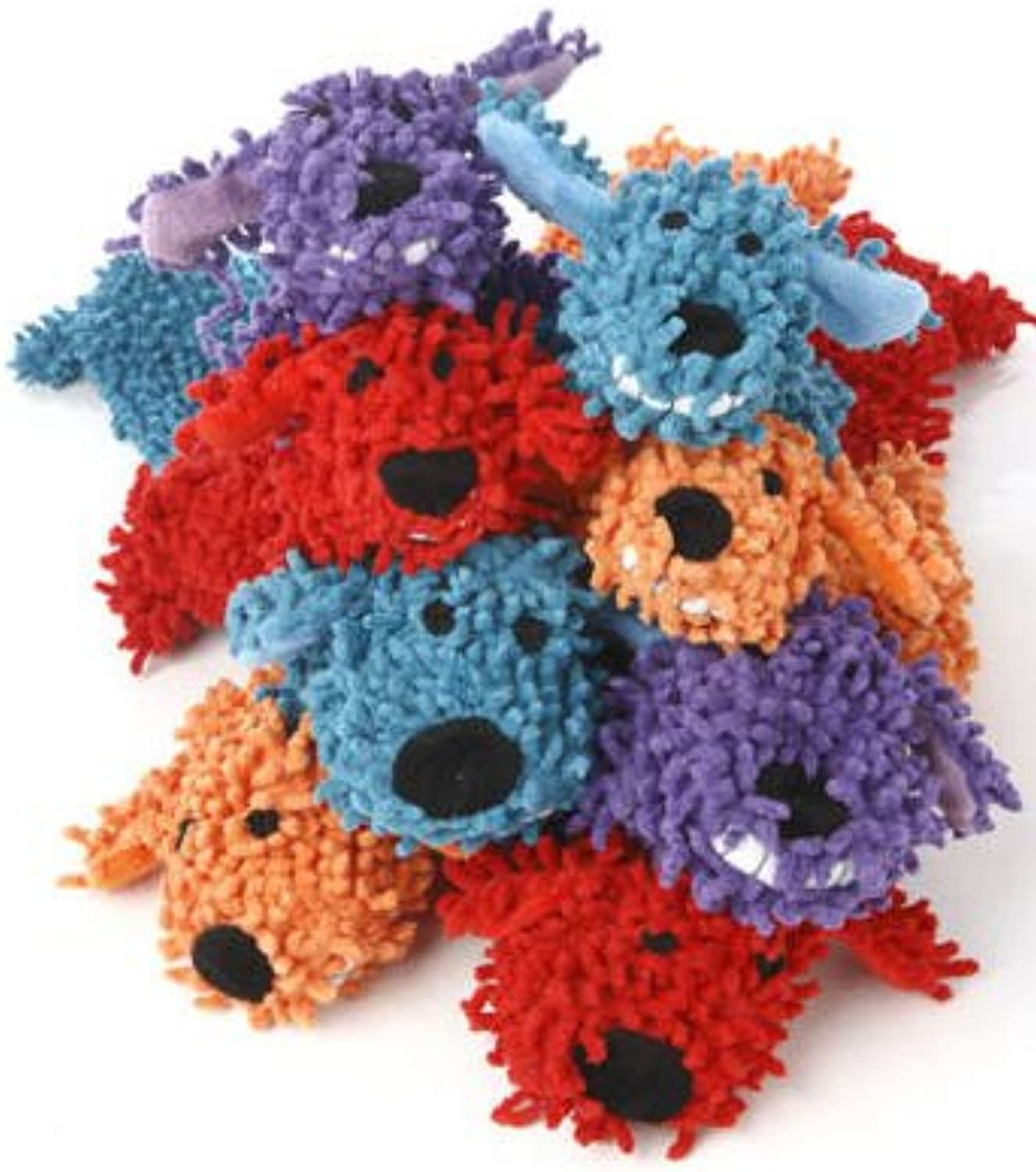 12 Floppy Fab Loofa by Multi Pet