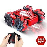 Remote Control Car for Boys, OMWay RC Car Toys for 6-12 Year Old Boys, Christmas Birthday Gifts for 7-14 Year Old Teen Boys Kids, Rechargeable High Speed 4WD Double Sided 360° Rotating Stunt Cars.