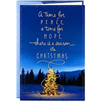 Hallmark Boxed Christmas Cards (Magical Tree) (16 Cards and 17 Envelopes)