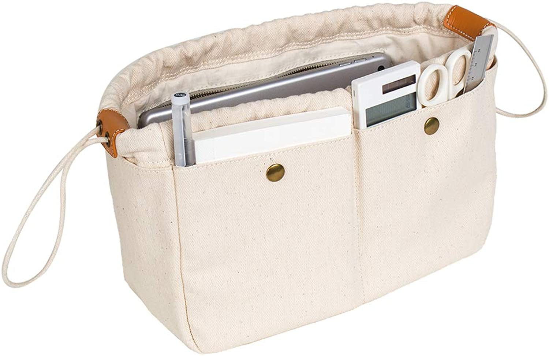 Purse Organizer Felt Insert Handbag Organizer Handbag Shaper(3 Sizes)