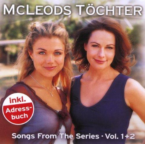 McLeods Töchter Vol. 1+2 (Doppel-CD) plus Adressbuch