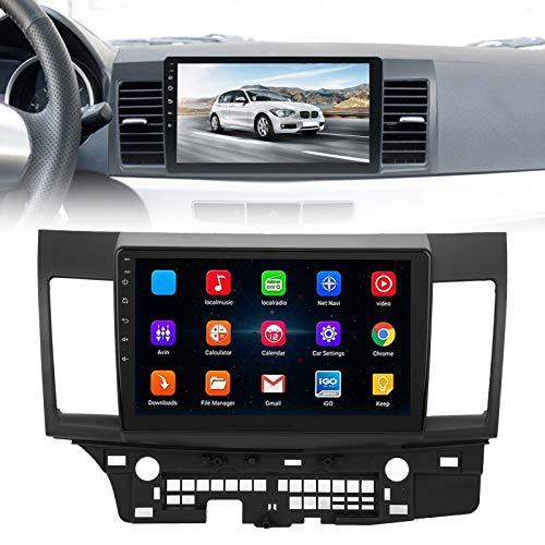 10.1In Car FM Navigator Radio Navegación Equipo de audio Máquina de entretenimiento en el automóvil Pantalla táctil Radio estéreo