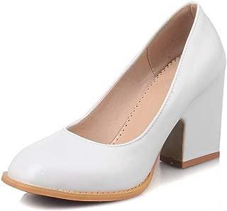 BalaMasa Womens APL12399 Pu Heeled Sandals