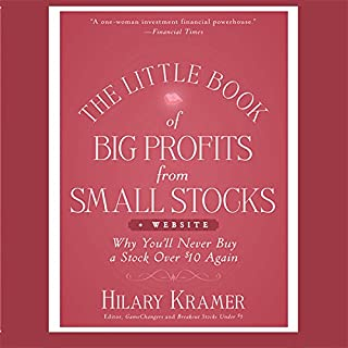 The Little Book of Big Profits from Small Stocks + Website audiobook cover art