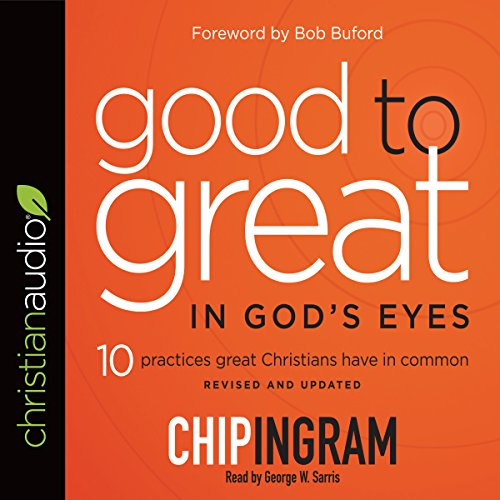 Good to Great in God's Eyes cover art