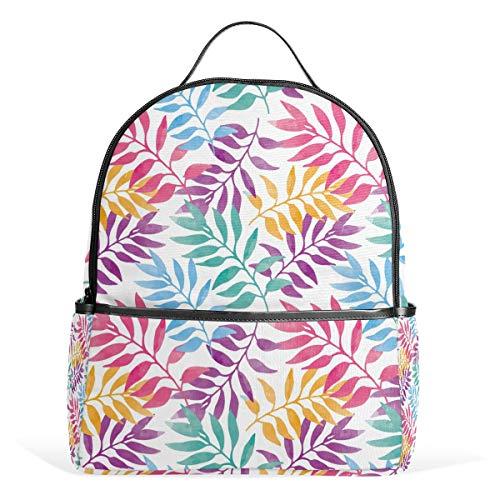Geometrischer farbenfroher schwebender Unterwasser-Rucksack, Schule, Büchertasche, Reisetasche Mehrfarbig mehrfarbig12 Einheitsgröße