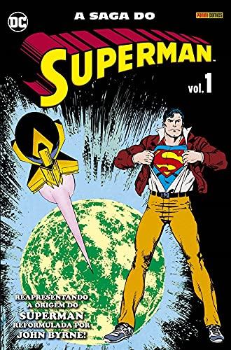 A Saga do Superman Volume 1