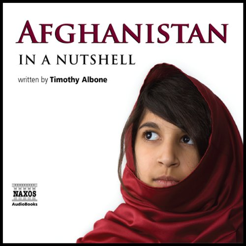 Afghanistan - In a Nutshell audiobook cover art