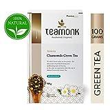 Teamonk Chamomile Green Tea