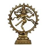 Nataraja Dancing Shiva Statue Large Hindu Figurine India