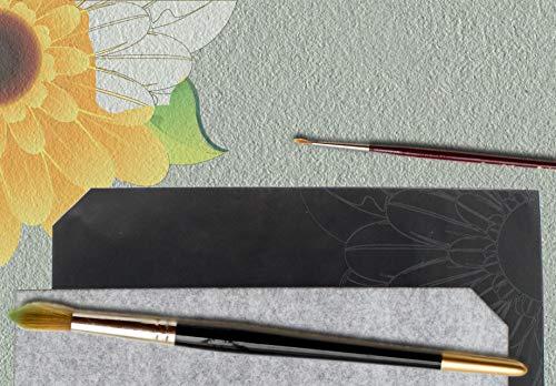 Porelon Black Carbon Paper, 8.5 x 11 Inches, 100 Sheets (11465)