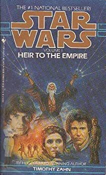 Hardcover Heir to the Empire Book