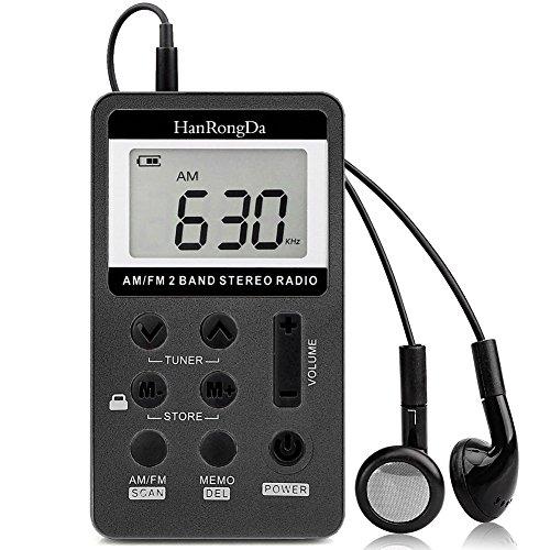 Radios Portatiles Pequeñas Digitales Marca YZCX