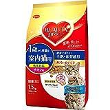 ビューティープロ キャット 成猫用 1歳から チキン味 1.5kg(300gx5)