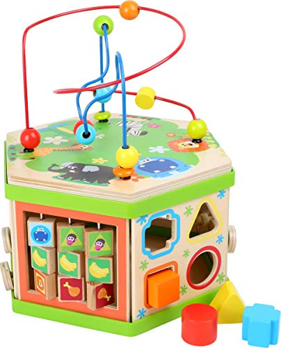 Small Foot small foot 4020972042446 Safari, Baby-Kinderspielzeug Bild