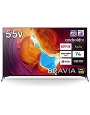 ソニー 55V型 液晶 テレビ ブラビア KJ-55X9500H 4Kチューナー 內蔵 Android TV (2020年モデル)