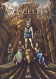 Les exilés d'Asceltis, Tome 1 - Messager blanc
