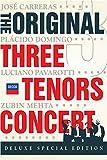 El Concierto Original De 3 Tenores - José Carreras, Plácido Domingo Y Luciano Pavarotti [DVD]
