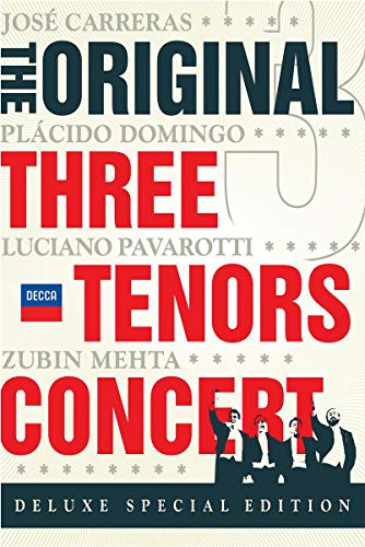The Three Tenors: In Concert [DV...
