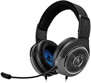 PDP 051-077-NA-BK PS4 Afterglow AG 6 Wired Gaming Headset