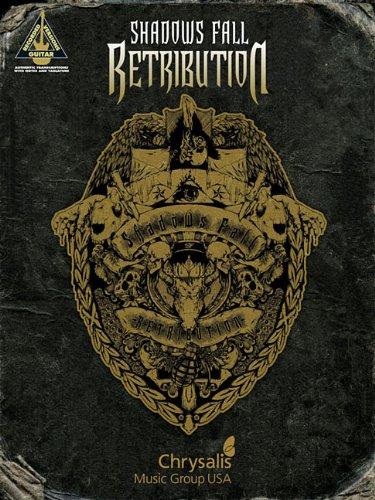 Shadows Fall Retribution Guitar Recorded Versions Tab Book