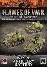 Flames of War: Mid War: German: Wespe Artillery Platoon (GBX132)