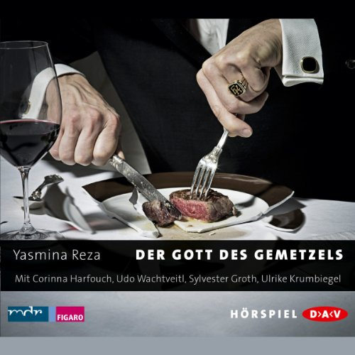 Der Gott des Gemetzels audiobook cover art