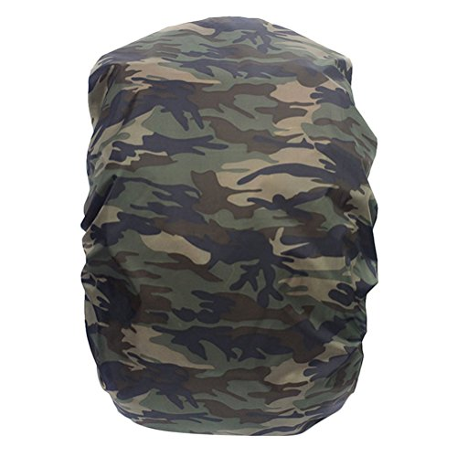 WINOMO Backpack Waterproof Cover Camo Rucksack Rain Cover Camouflage