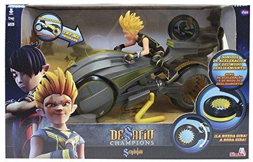 Desafío Champions Sendokai - Moto (Simba 9412042) (Surtido)
