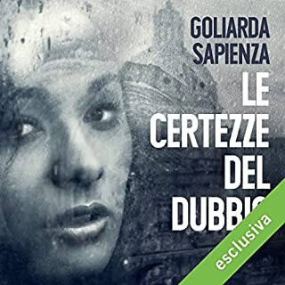 Le certezze del dubbio audiobook cover art