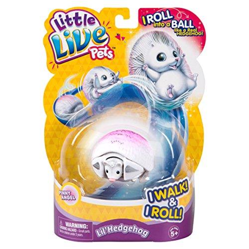 Little Live Pets 28334 - Peluche de erizo, varios estilos de color , color/modelo surtido