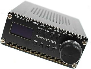 Montado si4732 toda la radio de banda FM receptor de AM (MW y SW) SSB (LSB y USB) con la batería de litio + antena + altav...