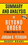 summary and analysis of beyond order: 12 more rules for life by jordan peterson