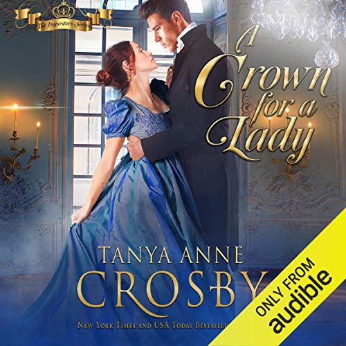 A Crown for a Lady audiobook cover art
