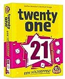 White Goblin Games Twenty One 21 Juego de Azar Niños y Adultos - Juego de Tablero (Juego de Azar,...